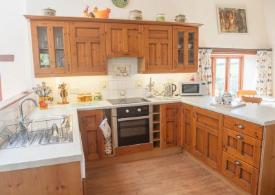 Frankaborough Cottage Kitchen
