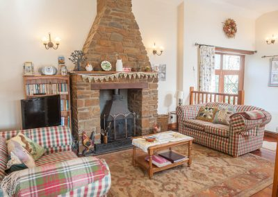 Frankaborough Cottage Lounge2