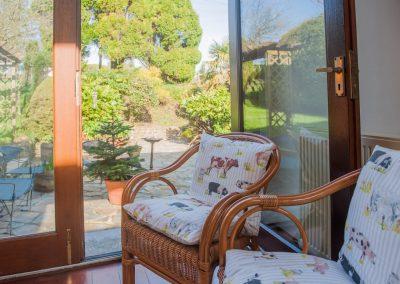 Frankaborough Cottage Patio Garden