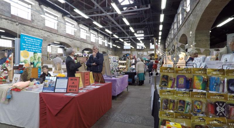 pannier market tavistock