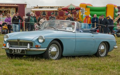 Launceston Steam & Vintage Rally 26th to 28th May 2018
