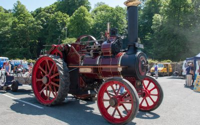 Annual Tavistock Steam Fair – Sunday 3rd June